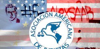 Asociación Americana de Juristas Alex Saab
