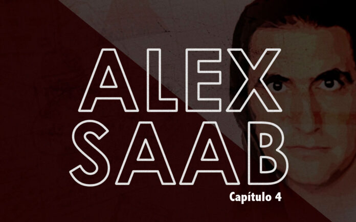 capítulo 4 de Alex Saab La Serie