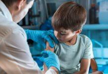 casos de Covid19 en niños