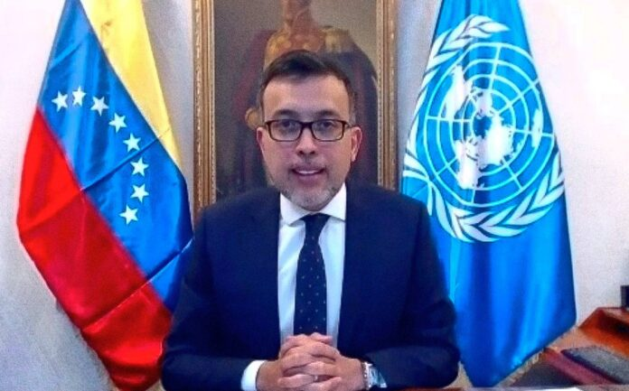 ONU apoyo Alex Saab