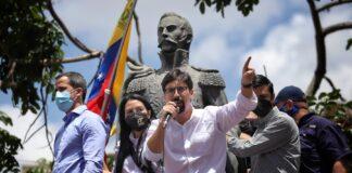 Detenido Freddy Guevara