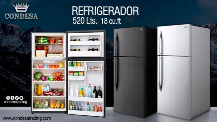 refrigerador de 520 litros
