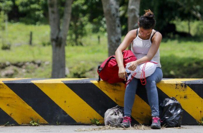 migrantes venezolanas