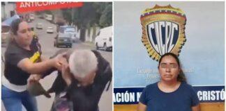 detenida mujer en táchira