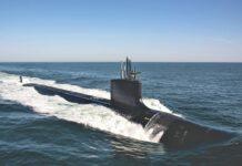 Submarino nuclear de EEUU
